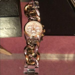 Michael Kors Chain Watch